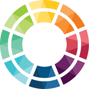 Color Lux Logo - circle element